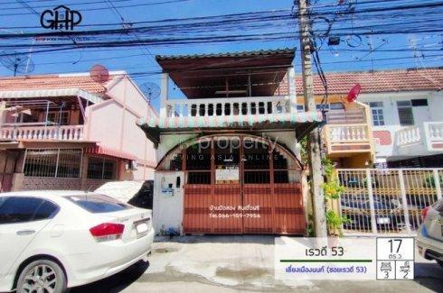 ขายทาวน์เฮ้าส์ 3 ห้องนอน ใน ตลาดขวัญ, เมืองนนทบุรี