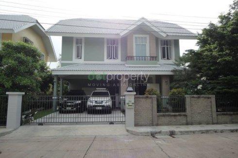 ขายบ้าน 4 ห้องนอน ใน มีนบุรี, มีนบุรี ใกล้  MRT เศรษฐบุตรบำเพ็ญ