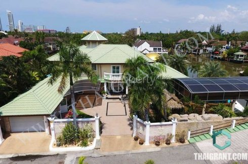 Jomtien Yacht Club 📌 House For Sale In Chonburi Dot