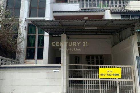 ขายทาวน์เฮ้าส์ 3 ห้องนอน ใน บางจาก, พระโขนง ใกล้  BTS อ่อนนุช