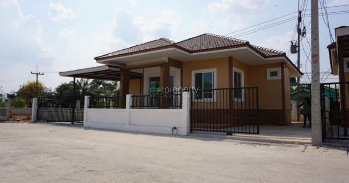 House for sale in Nong Nak Nong Khae Saraburi. 📌 House for sale in Saraburi Dot Property