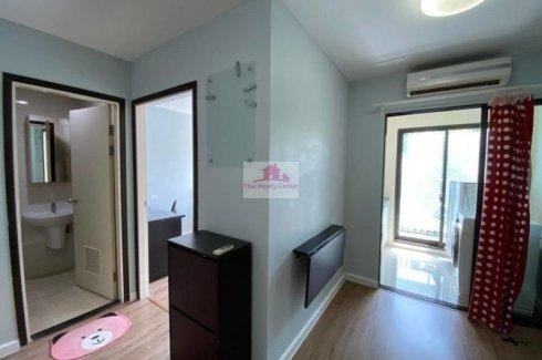 ขายหรือให้เช่าคอนโด ไอ คอนโด สุขุมวิท 103  1 ห้องนอน ใน บางนา, กรุงเทพ ใกล้  MRT ศรีอุดม