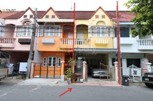 ขายทาวน์เฮ้าส์ 2 ห้องนอน ใน หัวหมาก, บางกะปิ ใกล้  MRT ราชมังคลากีฬาสถาน