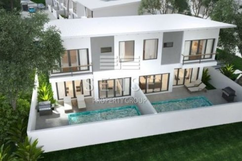 ขายบ้าน Sense 8 Samui Villas  3 ห้องนอน ใน บ่อผุด, เกาะสมุย