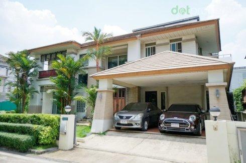 ขายบ้าน ณุศาศิริ สุขุมวิท 103  4 ห้องนอน ใน หนองบอน, ประเวศ ใกล้  MRT ศรีอุดม